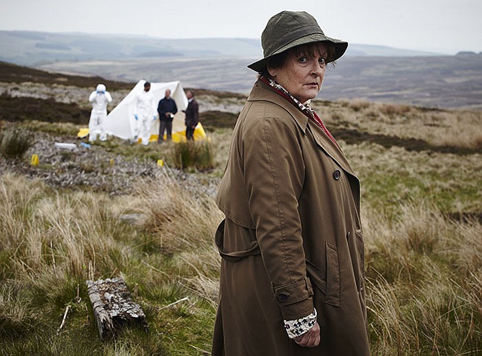 The unorthodox but brilliant DCI Vera Stanhope, played by BAFTA® and Golden G...