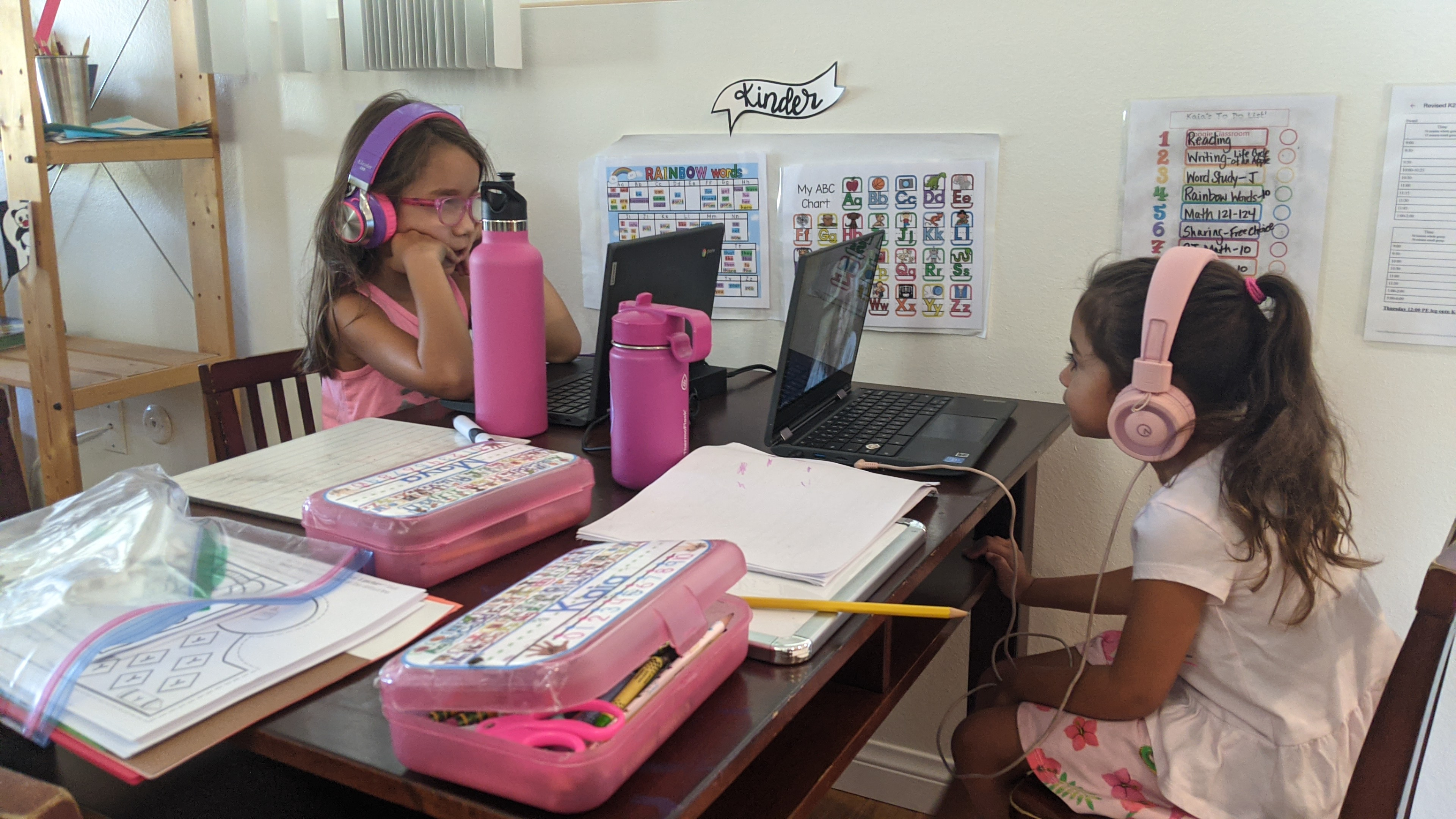Experiences With Remote Kindergarten Show Equity Divide