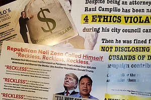 Candidates Trade Attack Mailers, Texts In San Diego City Council District 7 Race