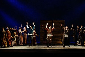 Photo for GREAT PERFORMANCES: Fiddler: A Miracle Of Miracles
