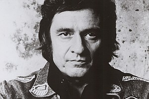 Photo for Johnny Cash — A Concert Behind Prison Walls