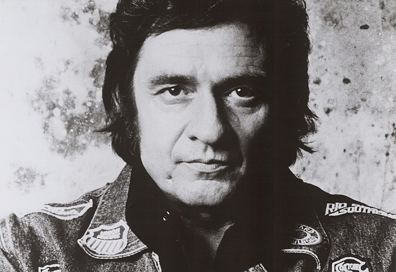 Johnny Cash (pictured/ undated photo) is joined by Linda Ronstadt and Roy Cla...