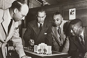 Photo for Hollywood's Architect: The Paul R. Williams Story