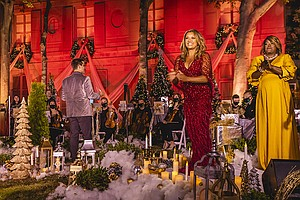 Photo for Ella Wishes You A Swinging Christmas With Vanessa Williams