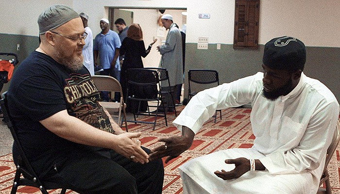 A Muslim hospital chaplain honors his Southern heritage while challenging whi...