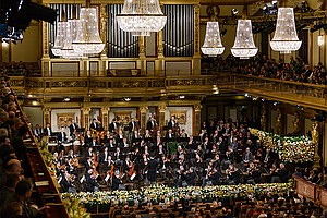 Photo for GREAT PERFORMANCES: From Vienna: The New Year's Celebration 2021