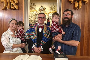 Photo for A Long Journey: The Hidden Jews Of The Southwest