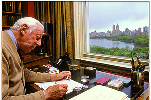 Photo for The Unseen Alistair Cooke On MASTERPIECE