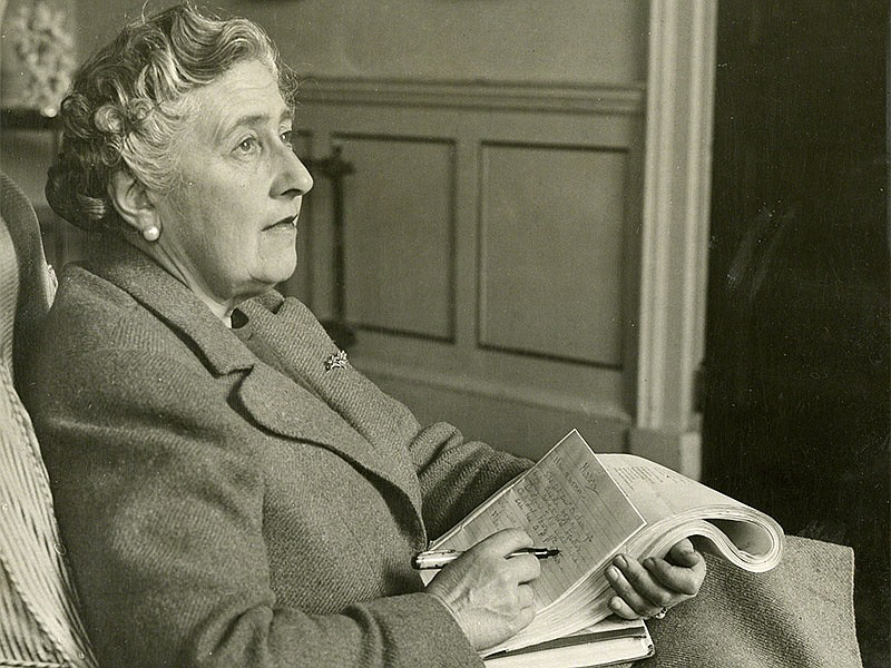 Agatha Christie, the most successful writer of all time, wrote 66 murder myst...