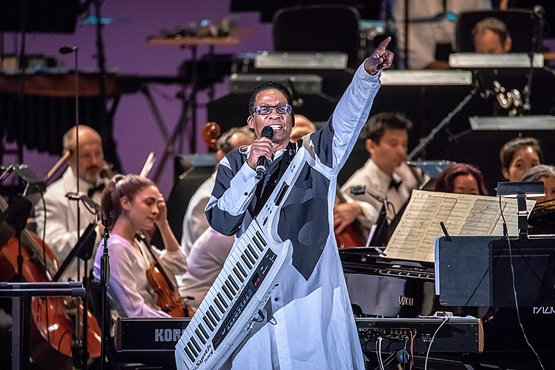 Herbie Hancock, featured IN CONCERT AT THE HOLLYWOOD BOWL.