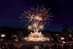 Photo for IN CONCERT AT THE HOLLYWOOD BOWL: Fireworks!