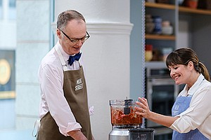 Photo for CHRISTOPHER KIMBALL'S MILK STREET TELEVISION: The Greek Kitchen