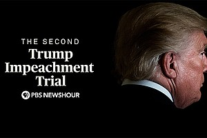 Photo for The Second Trump Impeachment Trial, A PBS NEWSHOUR Special