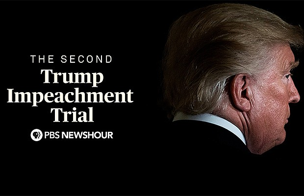 The Second Trump Impeachment Trial, A PBS NEWSHOUR Special