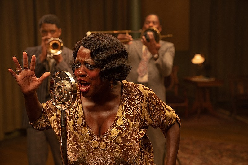 Viola Davis stars as the title character of the film adaptation of August Wil...