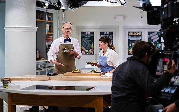 Behind-the-scenes: Milk Street Cook Catherine Smart shows Chris how to make L...