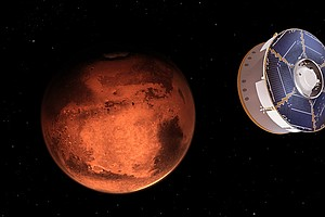 Photo for NOVA: Looking For Life On Mars