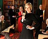 Lucy Worsley at Murder Mystery party in A VERY ...
