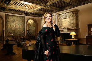 Photo for GREAT PERFORMANCES AT THE MET: Renée Fleming In Concert