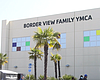 Border View YMCA is shown in this photograph. A...