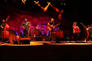 Photo for The Avett Brothers At Red Rocks