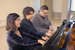 Photo for CROSSING SOUTH: Expert Pianists And Deckman's