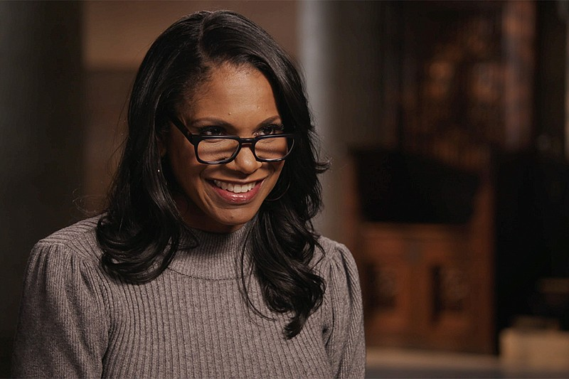 Audra McDonald on FINDING YOUR ROOTS.