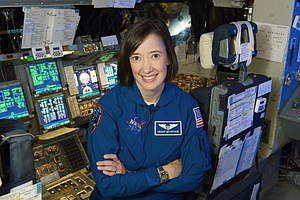 Photo for Scripps Institution of Oceanography Alumna Launches Into Space