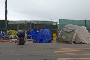 Photo for San Diego City, County Team Up On Latest Homeless Initiative