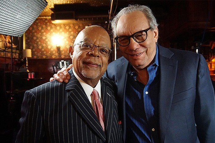 Henry Louis Gates, Jr. and comedian Lewis Black share an account of hardship ...