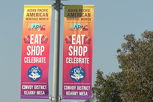 Photo for San Diego Celebrates Asian-American Pacific Islander Heritage Month