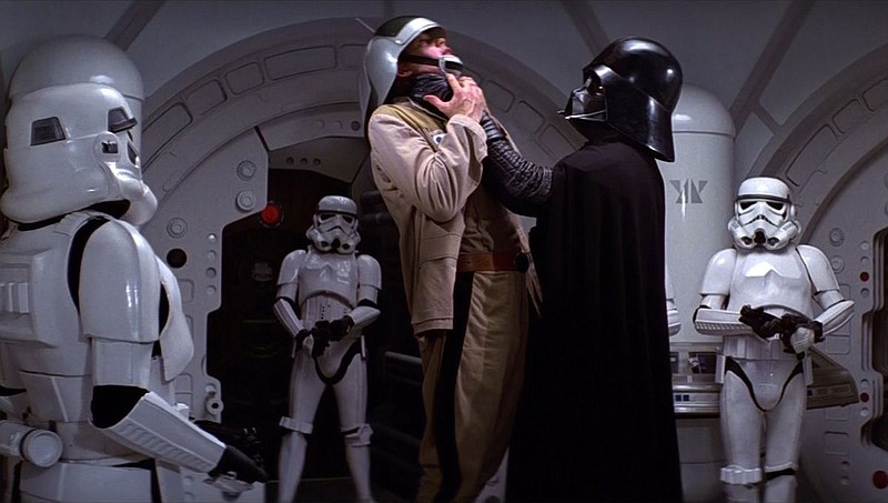 Just a reminder that it was on May 25, 1977 that George Lucas'