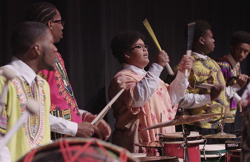 """""""River City Drumbeat"""" is a powerful story of music, love, and legacies, told ..."""