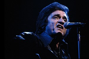 Photo for Johnny Cash: A Night To Remember