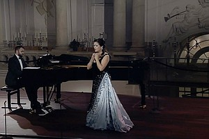 Photo for GREAT PERFORMANCES AT THE MET: Anna Netrebko In Concert