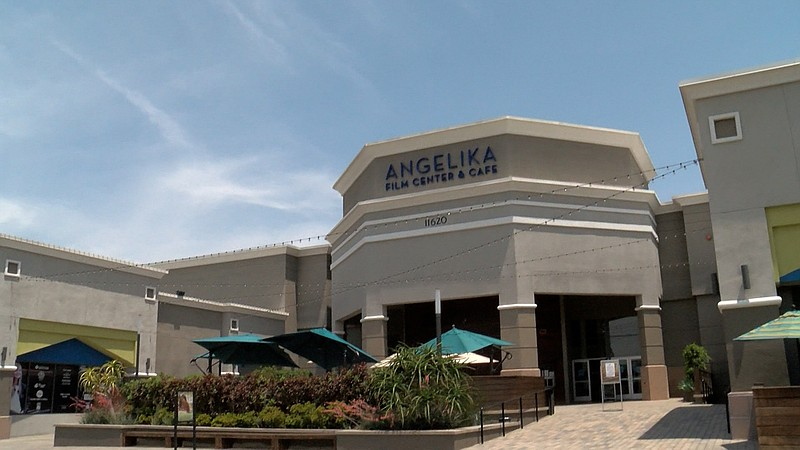 The Angelika Film Center at Carmel Mountain is pictured, June 16, 2021.