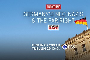 Photo for FRONTLINE: Germany's Neo-Nazis & The Far Right