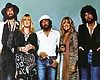 Group photograph of Fleetwood Mac for their alb...