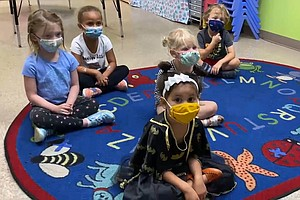 Photo for The Pandemic Is In A New Phase But Child Care Centers Still Struggling
