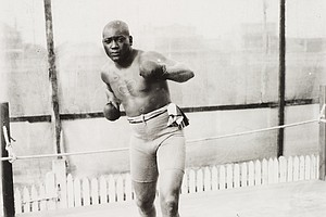 Photo for Unforgivable Blackness: The Rise And Fall Of Jack Johnson