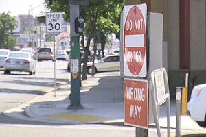 Photo for Caltrans Launches Campaign To Combat Wrong Way Drivers