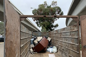 Photo for San Diego County Gets Ready To Clean Up