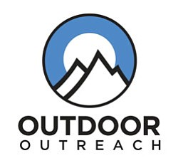 Logo for Outdoor Outreach, a nonprofit organization whose...