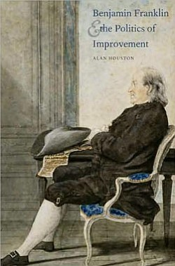 "Book cover of ""Benjamin Franklin and the Politics of Impr..."