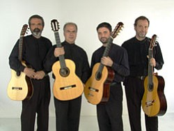 The Brazilian Guitar Quartet: Tadeu Do Amaral, Clemer And...
