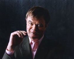 "Photo of Garrison Keillor, host of ""A Prairie Home Companion."" Photo credit: Brian Velenchenko."