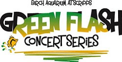 Green Flash Summer Concert Series Logo