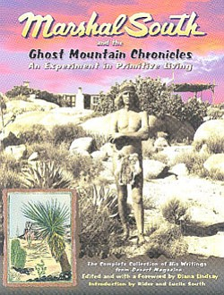 "Book cover for ""Marshal South and Ghost Mountain Chronicl..."