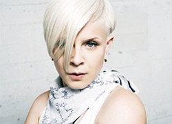 Image of internationally acclaimed artist, Robyn. She wil...