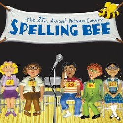 Graphic image for '25th Annual Putnam County Spelling Bee'.